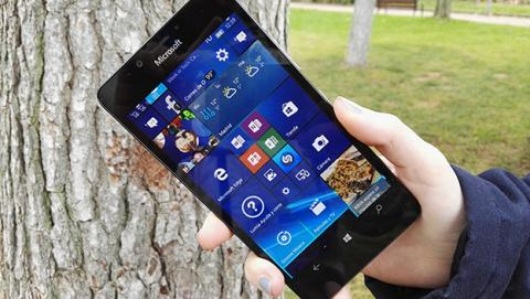 review lumia 950, analisis lumia windows 10
