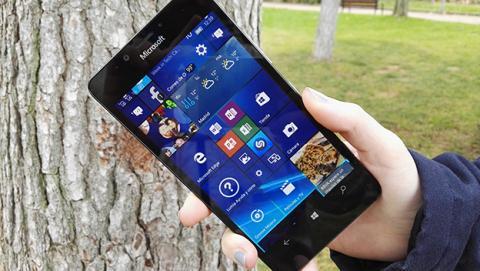 review lumia 950, analisis lumia windows 10
