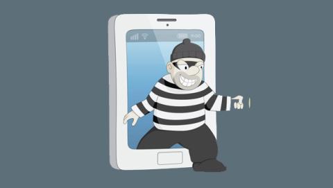 Estafa del virus de la Policía en Android