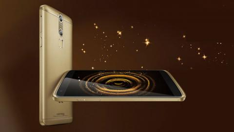 ZTE Axon Mini, smartphone con escaner de iris