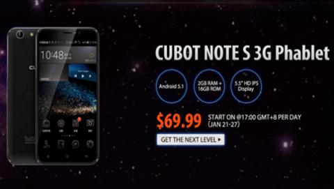 Cubot es una de las marcas de smartphones y tablets chinas que más éxito están teniendo en nuestro país.