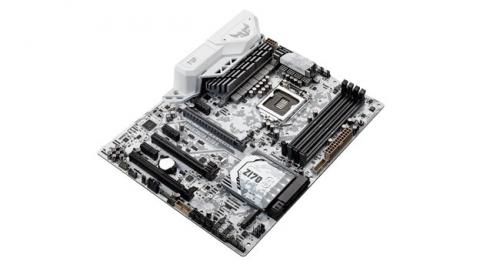 Asus TUF Sabertooth Z170