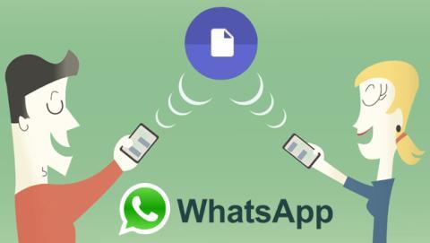 Compartir documentos en WhatsApp