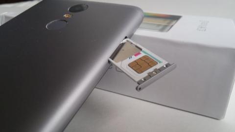 Xiaomi Redmi Note 3 SIM