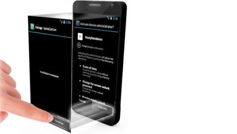 Robo de datos con extorsión en Android