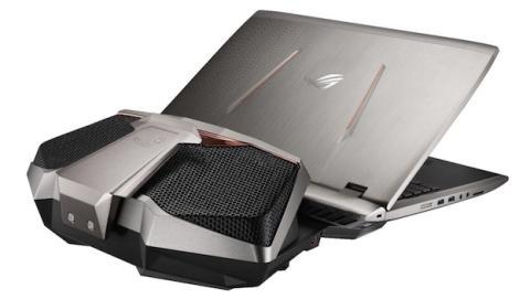 ASUS lanza nuevo portátil pensado para gamers extremos