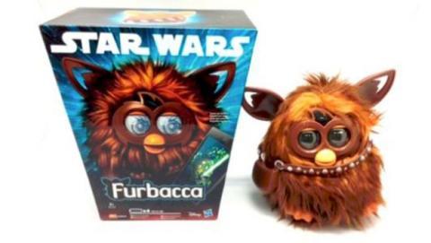 Furbacca es la versión furberizada de Chewbacca