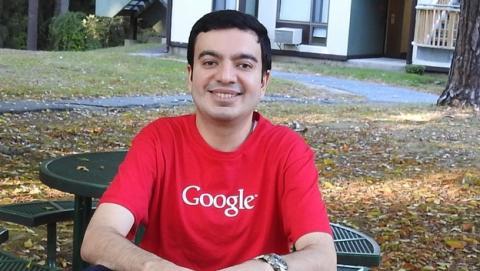 Compró Google.com durante un minuto, Google le paga 6006.13 dólares