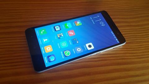 Xiaomi Redmi Note 3 toma general