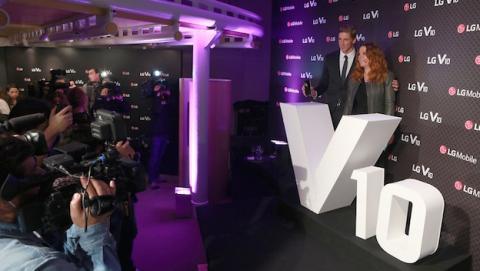 LG V10 llega a España