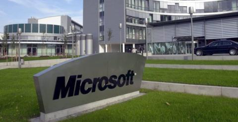 Oficinas de Microsoft en Estados Unidos