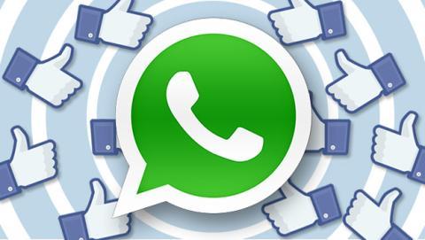 Unificación WhatsApp y Facebook