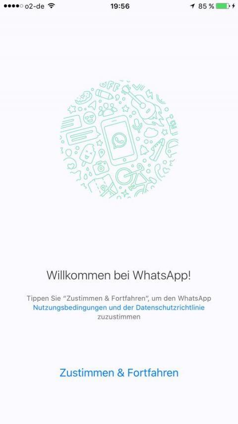 nueva pantalla inicio whatsapp
