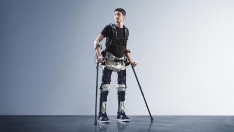 Exoesqueleto biónico de suitX