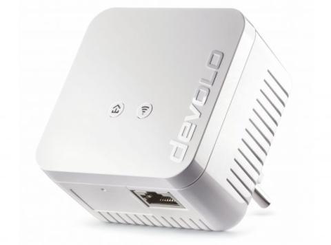 Devolo dLAN 550 WiFi Rejillas de ventilación