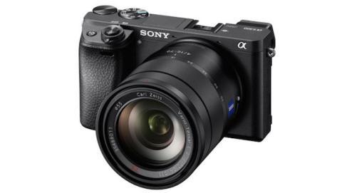 Sony presenta nueva a6300