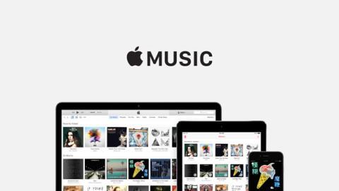 microSD en Apple Music para Android