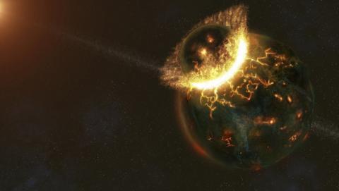 Nueva teoría sobre la formación de la Tierra