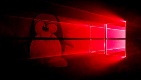 Archivos de Linux ocultos en Windows 10