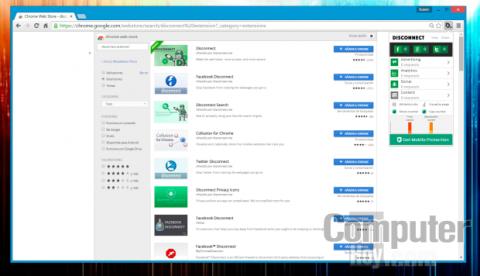Con las extensiones adecuadas de Chrome también conseguirás mantener tu privacidad mientras navegas.