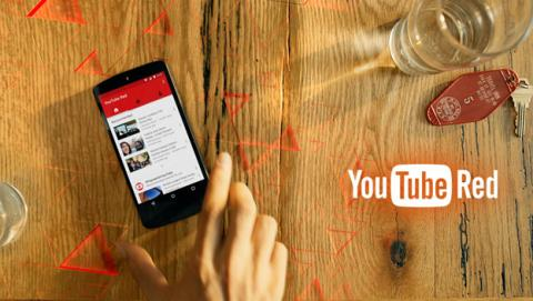 primer contenido original YouTube Red