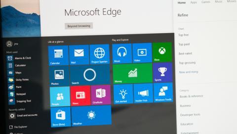 Novedades de Microsoft Edge, el navegador de Windows