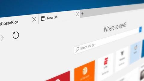 Novedades y mejoras del navegador de Microsoft