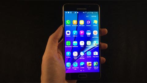 Analisis Galaxy A5 2016