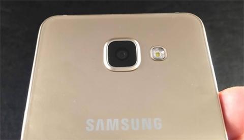 trasera Galaxy A5 2016