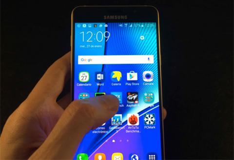 pantalla Galaxy A5 2016