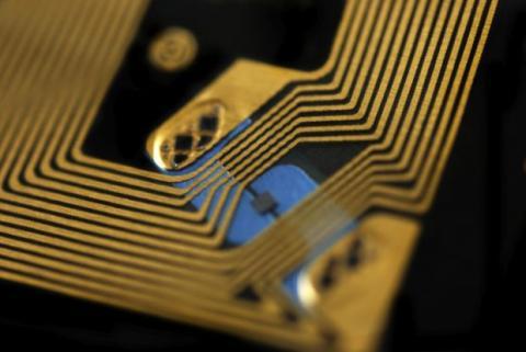 Nuevo chip RFID más seguro