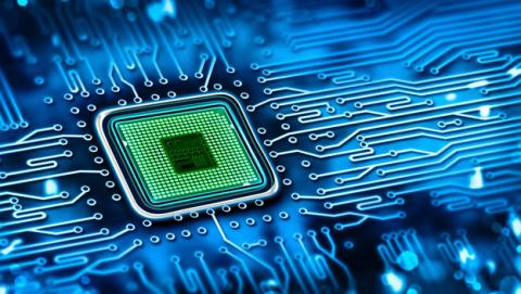Transistor basado en luz