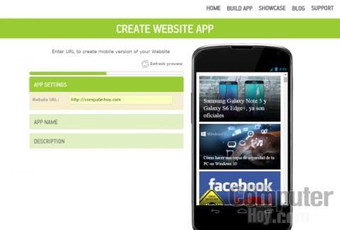 Estos sencillos pasos han sido suficientes para crear tu app para Android.