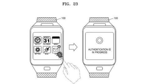 Samsung planea usar un escáner de venas en sus dispositivos