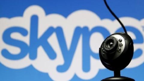 malware en Skype