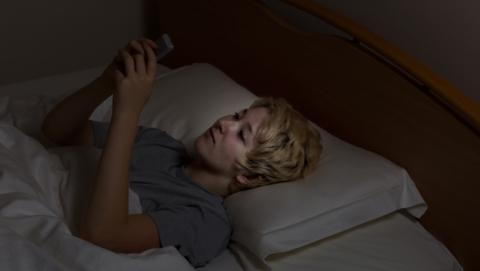Facebook y los problemas para dormir