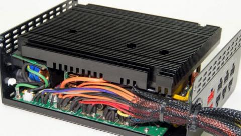 Algunas fuentes cuentan con sistemas de refrigeración pasivos (Fanless) basados en grandes radiadores de aluminio.