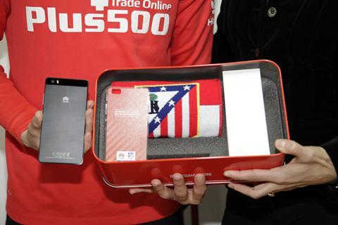 Huawei P8 lite Atleti