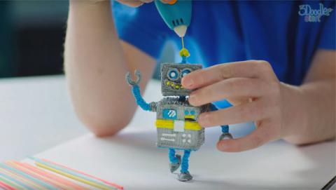 boligrafo 3D para niños