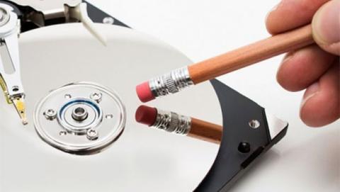 cuando eliminas un archivo de tu disco duro, este no desaparece físicamente del soporte de almacenamiento