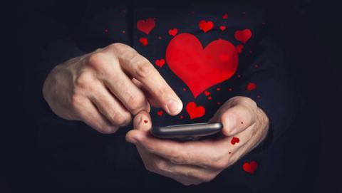 Frases e imágenes para WhatsApp en San Valentín