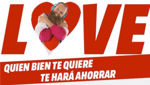 Las ofertas del folleto de San Valentín de Media Markt