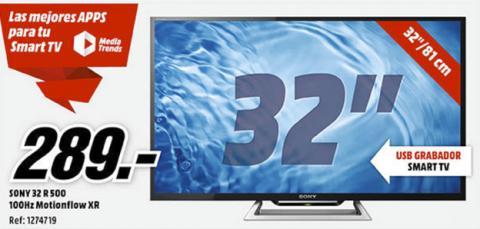 Televisor de oferta en Media Markt