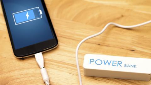 Baterías externas chinas para móviles