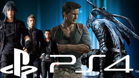 Los 7 juegos más esperados para PS4 de 2016