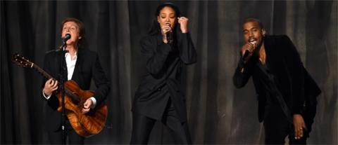 Grammy actuaciones directo