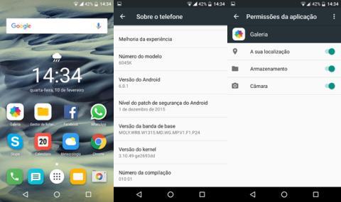 Android 6.0.1 Marshmallow en el Alcatel OneTouch Idol 3