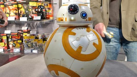 BB-8 tamaño real
