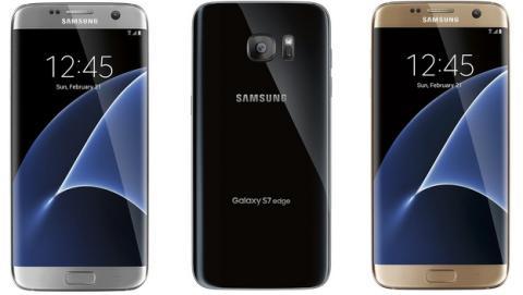 Se filtra el Samsung Galaxy S7 Edge en tres colores