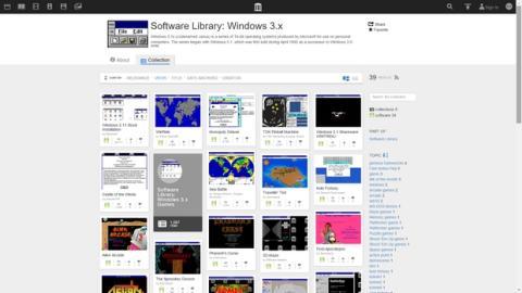 Windows 3.1 y miles de programas en el navegador sin instalación